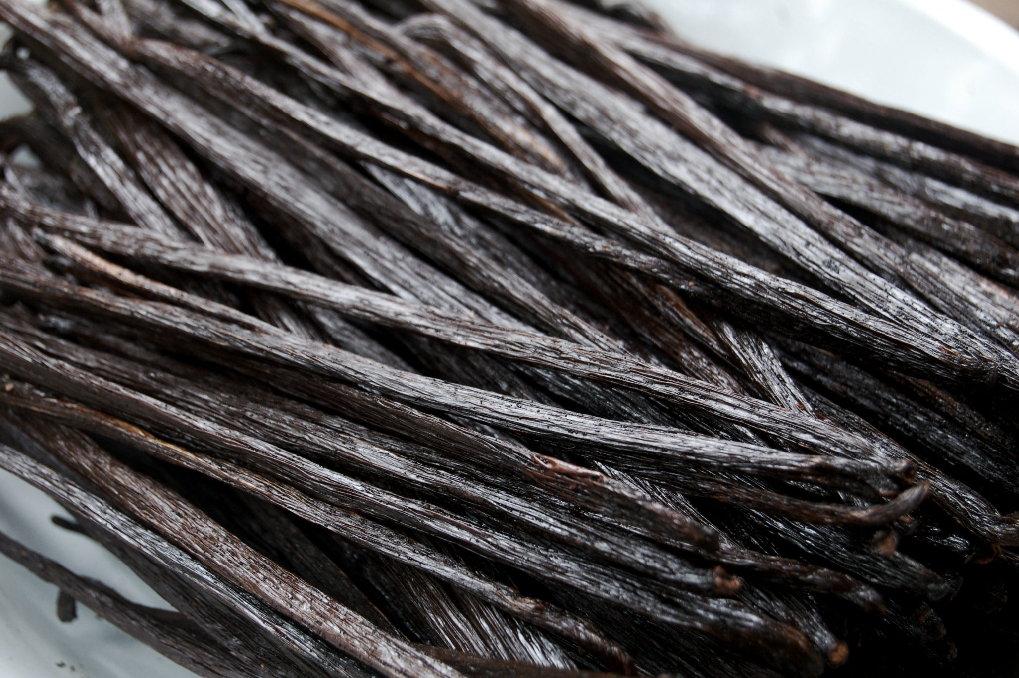 Vanilla Beans Organic from Vanuatu, available in Australia