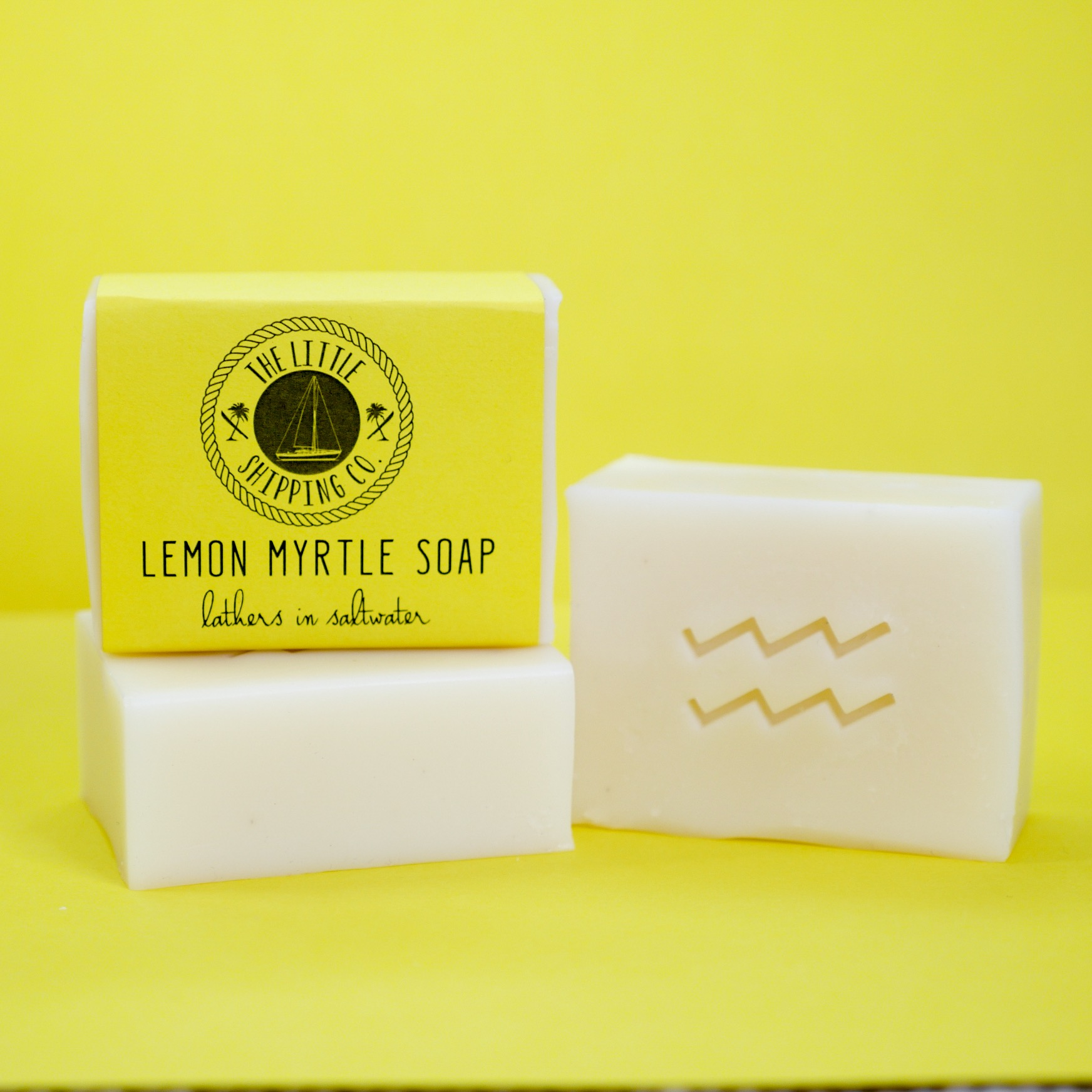 australian lemon myrtle soap