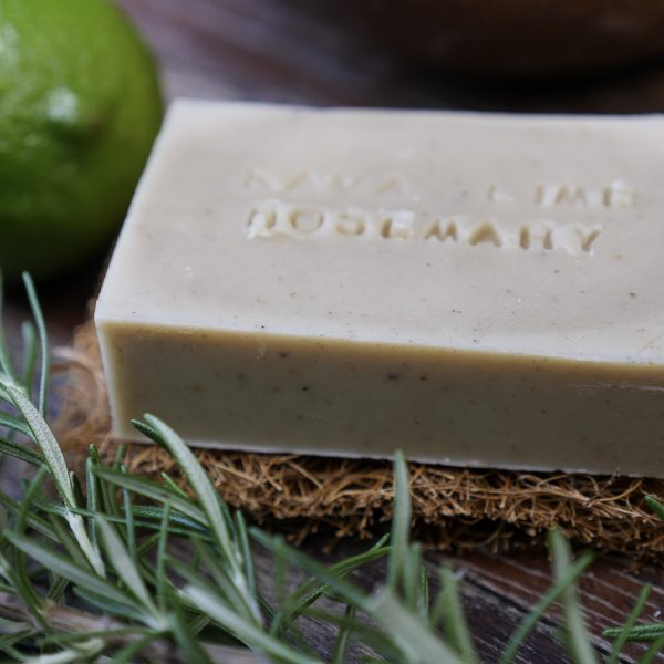 Soap made with Fijian Kava powder